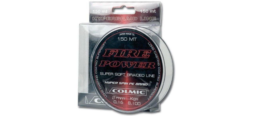 Colmic Fire Power Super Soft