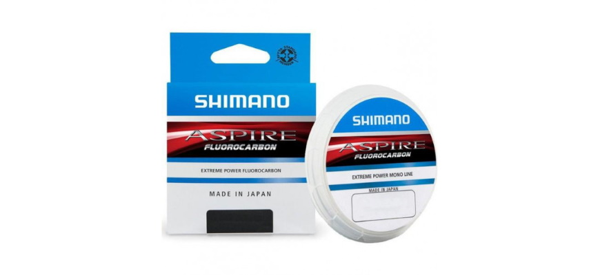Shimano Aspire Fluorocarbon Ice