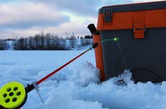 Ящик для зимней рыбалке