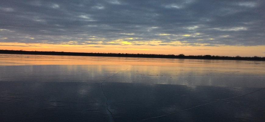 Актюбинское озеро