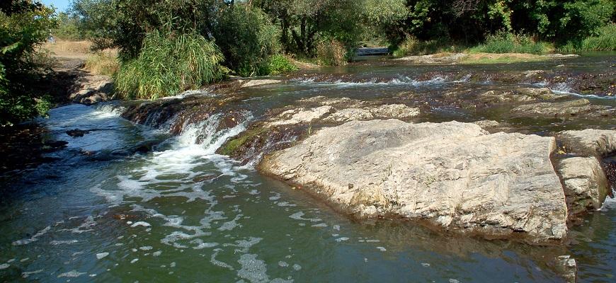 Река Крынка